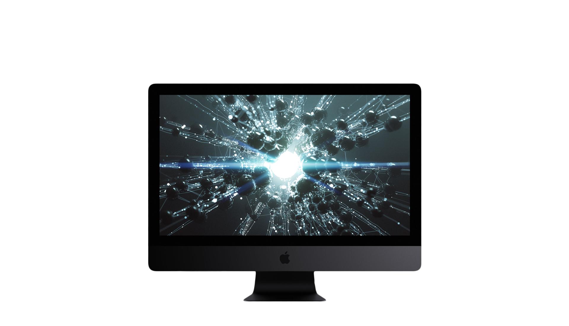 Nueva iMac Pro