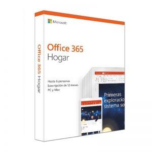 Microsoft Office 365 Hogar 2019