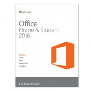 Office 2016 hogar y estudiantes para Mac